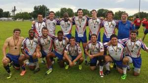 UF captured the plate championship at Todd Miller 7s.