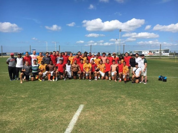 Canada and Florida HPP 7s Scrimmage